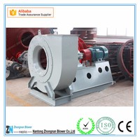 coupling drivetrain backward blades Furnace coke oven Blower