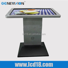 70 inch multi touch screen multitouch interactive smart table,multitouch interactive all in one pc