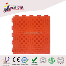 Temperature resistance Non-Slip basketball court flooring material