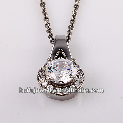 silver pendant with cz new custome designs cz stone pendants jewelry