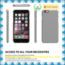 ultra-thin hard case back cover for iphone 6, matt pc case for iphone 6