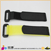 Plastic or Metal high quality hook and loop cable tie with buckle
