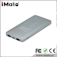 Dual Usb Fast Charger Power Bank