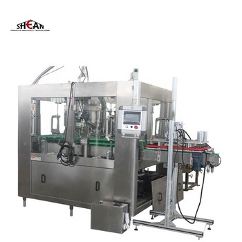 100ml/150ml/200ml/250ml Fruit Juice Bottle Beverage Liquid Filling Package Machine