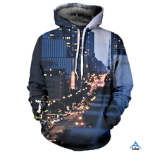 Sublimation custom printing pullover hoodie