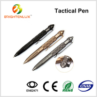 Wholesale Aluminum Writing Ballpoint Tactical Pen