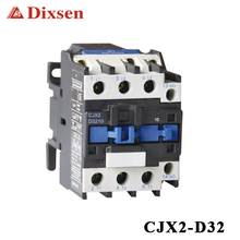 LC1 series 3p ac magnetic contactor supplier with best price