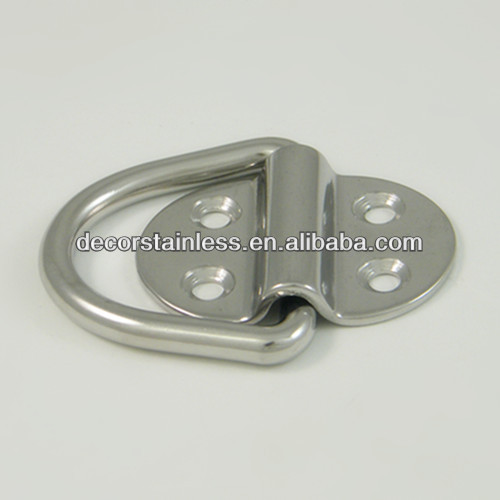 Stainless steel 316/304 D ring hinges