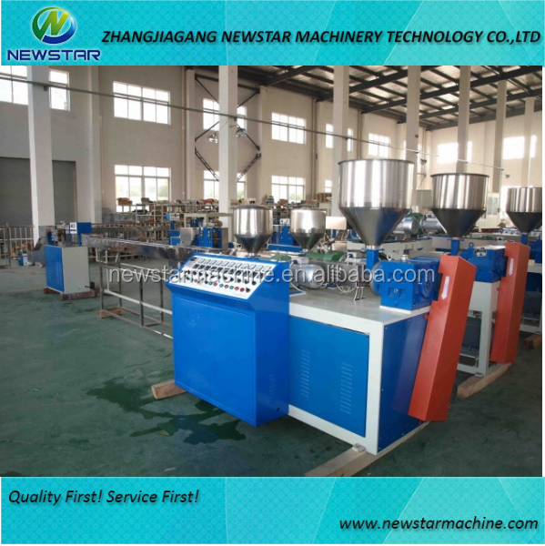PP drinking beverage using straws plastic extruder machine sale