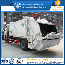 2015 Brand New dongfeng 7m3 rear loader garbage truck manufacturers Chinese Supplier