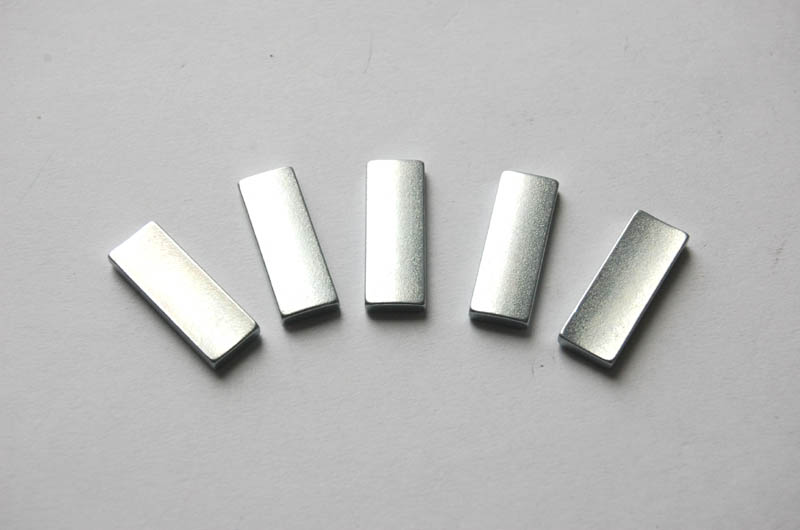 High quality arc shape customerized Sintered NdFeB magnet