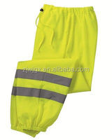athletic cheap rain safety pants for work