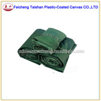 pvc canvas tarp camping tarp tent/cover/shelter/awning