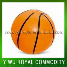 Inflatable Basketball Sports Beach Ball