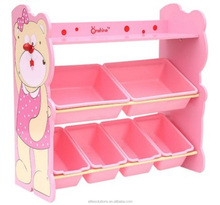 High Quality Bookcase Book <strong>shelf</strong> for Children Kindergarden Book <strong>shelves</strong> Book Organizer Wholesale Available
