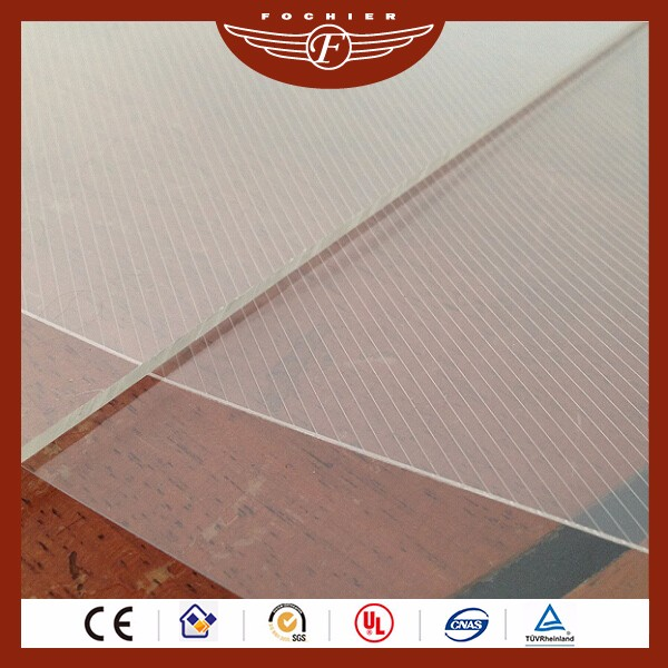 high impact pvc factory very clear