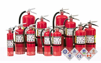 alloy steel fire equipment fire extinguisher
