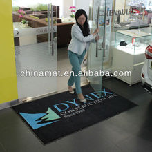 Customised Inject Printed Showroom Floor Mat With Logo
