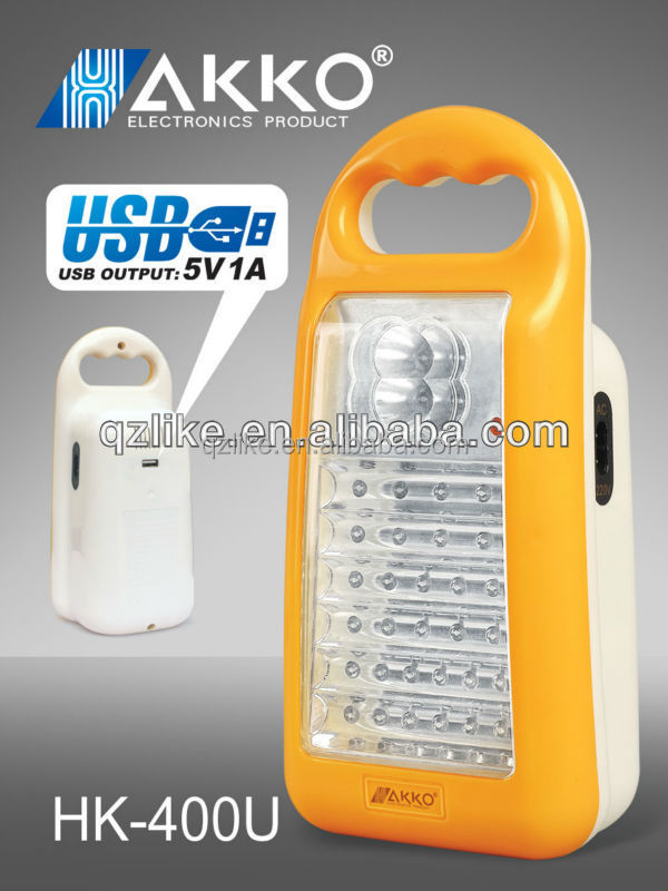 40LED rechargeable LED emergency light akko light