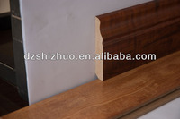 MDF Skirting Board / Baseboard /Wood Skirting Board