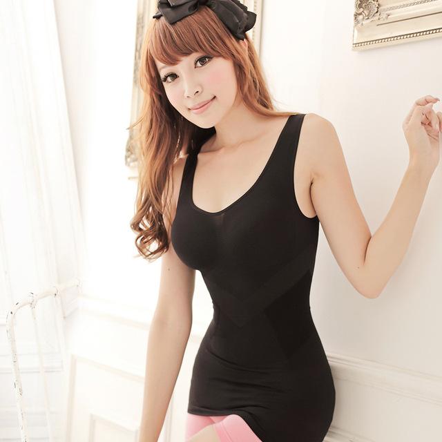 Womens Tank Tops Body Shaper Camisole For Tummy Waist and Hips