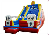 (HD-9505)Rabbit Giant Inflatable Slide jumping castles with prices