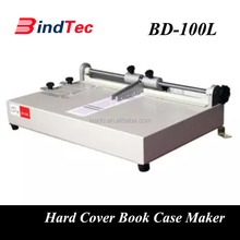 BD-100L Hard Cover Book Case Maker