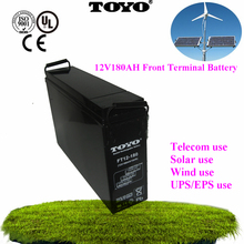 Terminal in Front Long Life battery 12V180ah
