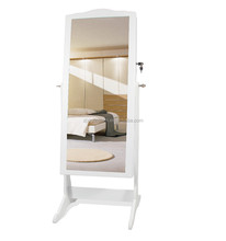 wholesale mirrored jewelry box wardrobe cabinet <strong>furniture</strong>