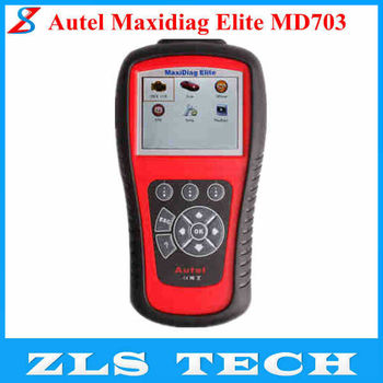 [Factory Price]Autel Maxidiag Elite MD703 With DS Model for 4 System Update Internet For US Vehicles