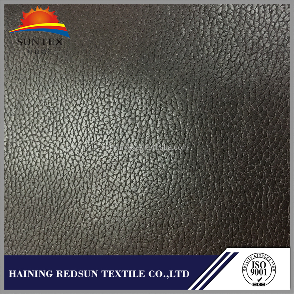 Hot!!!Factory direct supply Good price car seat leather, classic style sofa fabrics