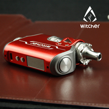 Original Rofvape Vibe Made In Germany Electronic Cigarette 75w Witcher Box Mod