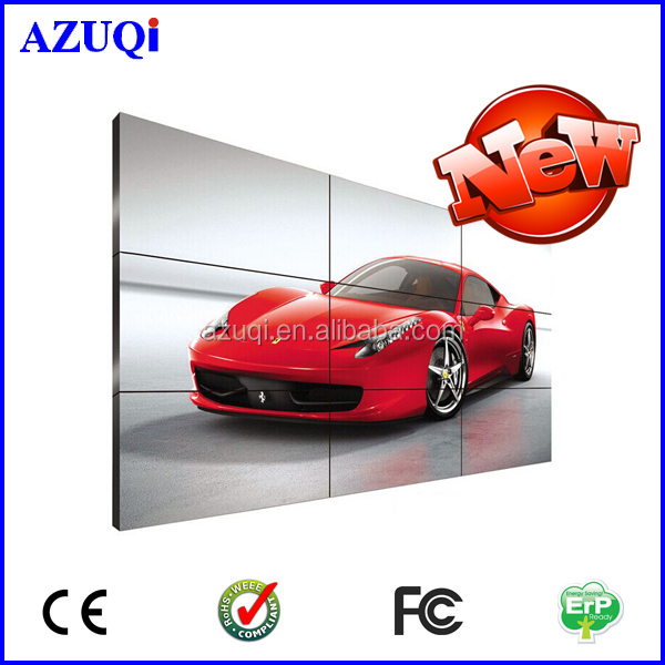 High Brightness 55 Inch xxx Video TV Video Wall