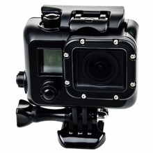 Waterproof underwater GO PRO skeleton housing for Gopros Heros 4 gopros case