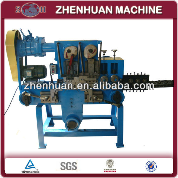 Mechnical metal cotter pin machine
