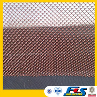 Decorative Wire Mesh Metal Fireplace Screen/Fireplace Replacement Spark Screen Mesh