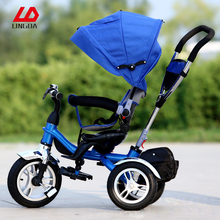 Low MOQ Fast Delivery China Baby Cycle Cute Baby Tricycle For Kids