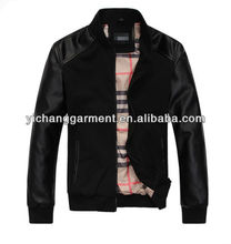 2013,Competitive Price and High quality,European Style,Leather Jacket for Men!!