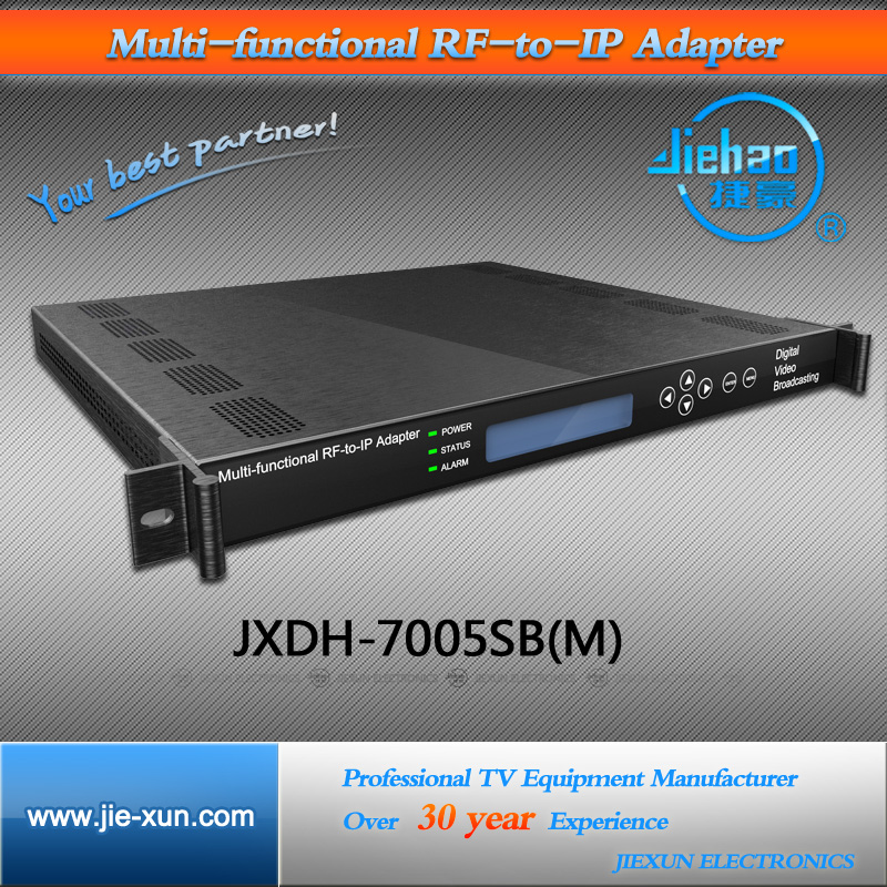 Multichannel DVB-T MPEG4 Cam Decoder