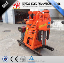 XDEM XY-1A Portable Water Well Drilling Rig 150m Core Drilling Hard Rock Drilling Machine
