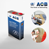 ACB good gloss high solid content car paint touch up