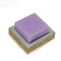Natural herbal lavender essential oil acne-treament face care handmade facial cleansing soap