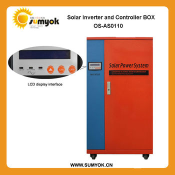 3kw 2KW 1KW solar energy system / solar panel manufacturers in China OS-AS0110
