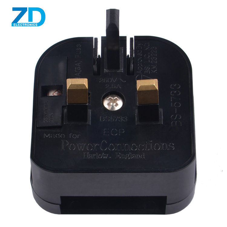 Wholesale 3 pin UK adapter plug