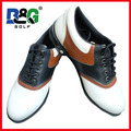 OEM PU leather golf shoes sport shoes