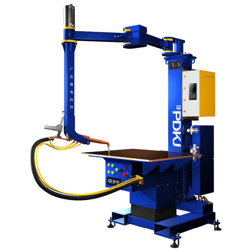 CE and CCC Approved Platform Table Welding Machine Seamless Spot Welder
