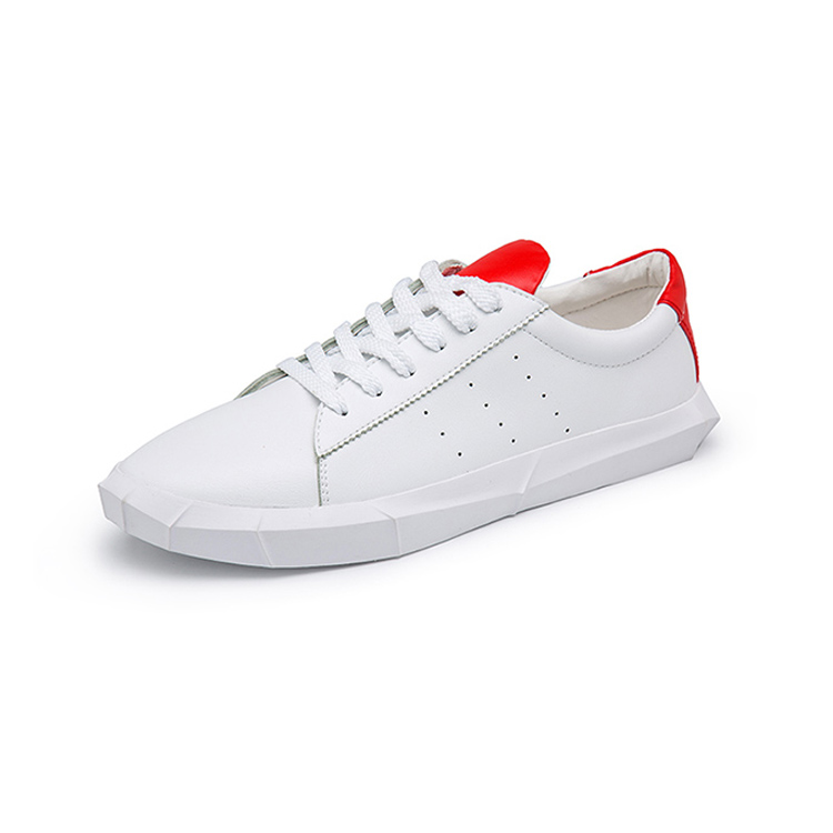 fashion design <strong>mens</strong> casual white skate walking shoes wholesale,cheap cool PU leisure shoes