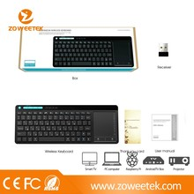 2.4Ghz keyboard for tv box Linux/Android/Windows Mini PC
