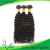 26 inch Fashionable human deep wave hair extension for black women