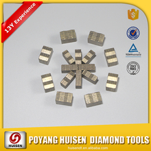 BUTTERFLY YELLOW Segment For Granite Block Cutting
